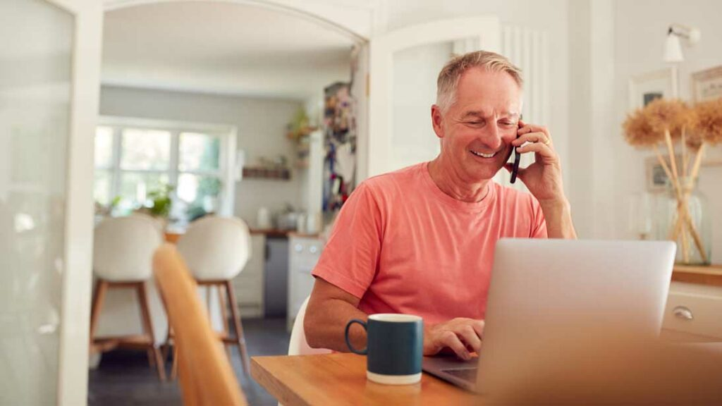 Easiest Work-From-Home Jobs for Retirees and Seniors